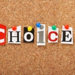 Once Choice Can Change Your Life